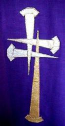 Cross of Nails Stole (126)